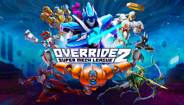 Override 2: Super Mech League Review - Take The Same Ones And Start Over