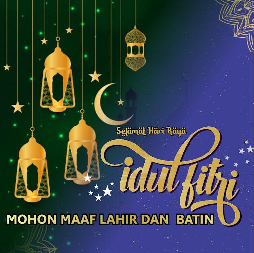 Desain Foto Profil Whatsapp Tentang Ucapan Idul Fitri 2020 ...