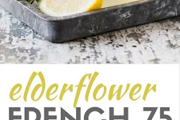 Elderflower French 75