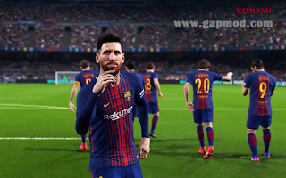 PES 2019 Apk Data Obb Beta Version for Android