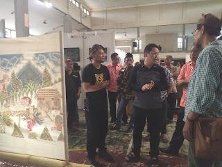 Chaitra Majapahit 2019, Ajang Pamer Karya Seniman Mojokerto