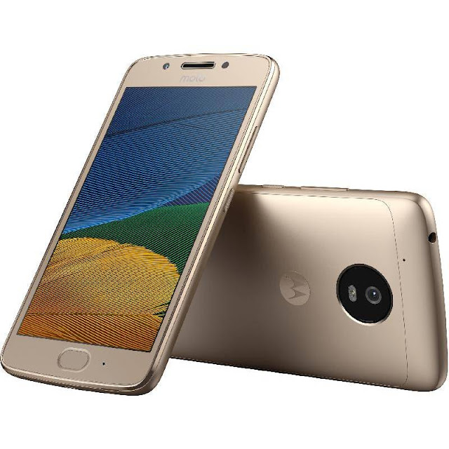 سعر جوال Motorola Moto G5