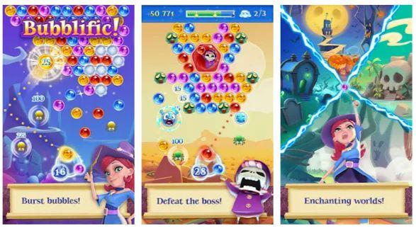 Bubble Witch 2 Saga Mod Apk