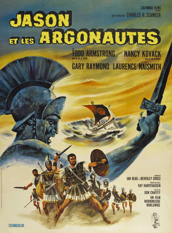 Jason And The Argonauts (1963) อภินิหารขนแกะทองคำ