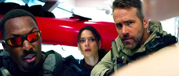 Ulasan review 6 Underground, film terbaru Netflix