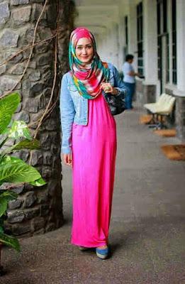 Baju Muslim Casual Dian Pelangi5