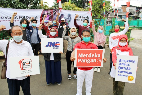 Aksi 1000 Bunda untuk Indonesia