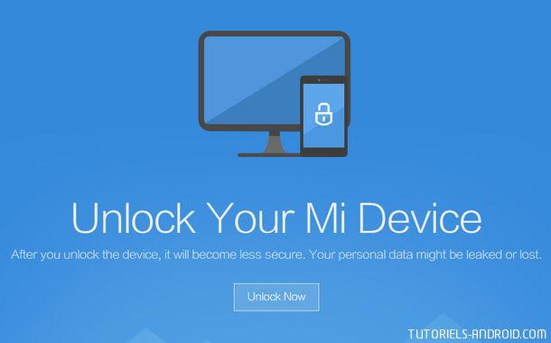 Télécharger Mi Unlock