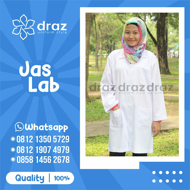 0812 1350 5729 Jual Jas Laboratorium Terdekat Murah di Kota Tangerang Selatan
