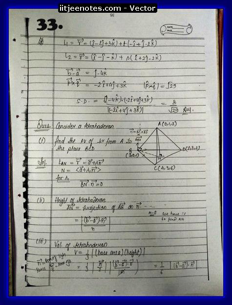 vector questions 3