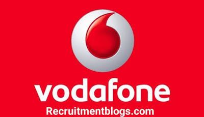 Junior HR BP At Vodafone