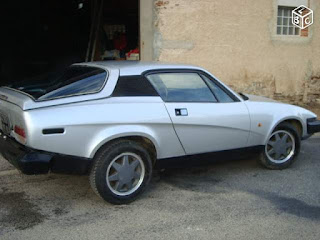 French built Triumph TR7 hatchback