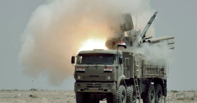 عدوان إسرائيلي بالصواريخ على مطار التيفور ودفاعاتنا الجوية تتصدى .