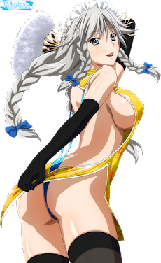 High School DxD - Grayfia Lucifuge Render 45