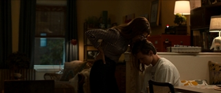 Screenshots Sadness Moment Bibi May and Peter Parker Spider-man Homecoming (2017) BluRay 480p Subtitle Bahasa Indonesia MP4 3gp
