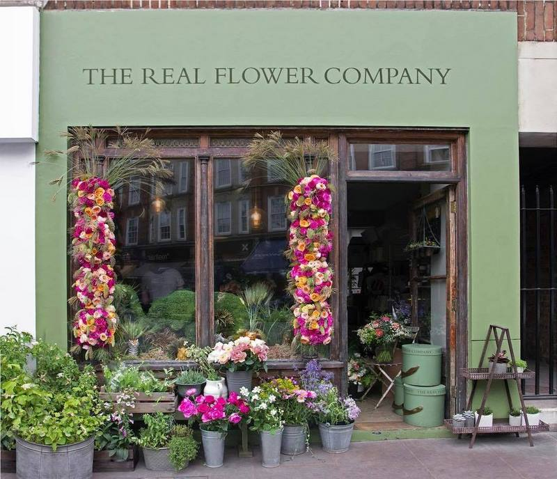 Chelsea in Bloom 2017. The Real Flower Company