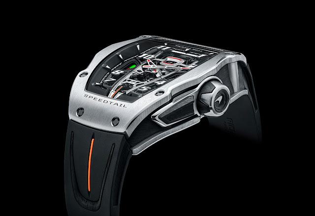 Richard Mille RM 40-01 Automatic Tourbillon McLaren Speedtail