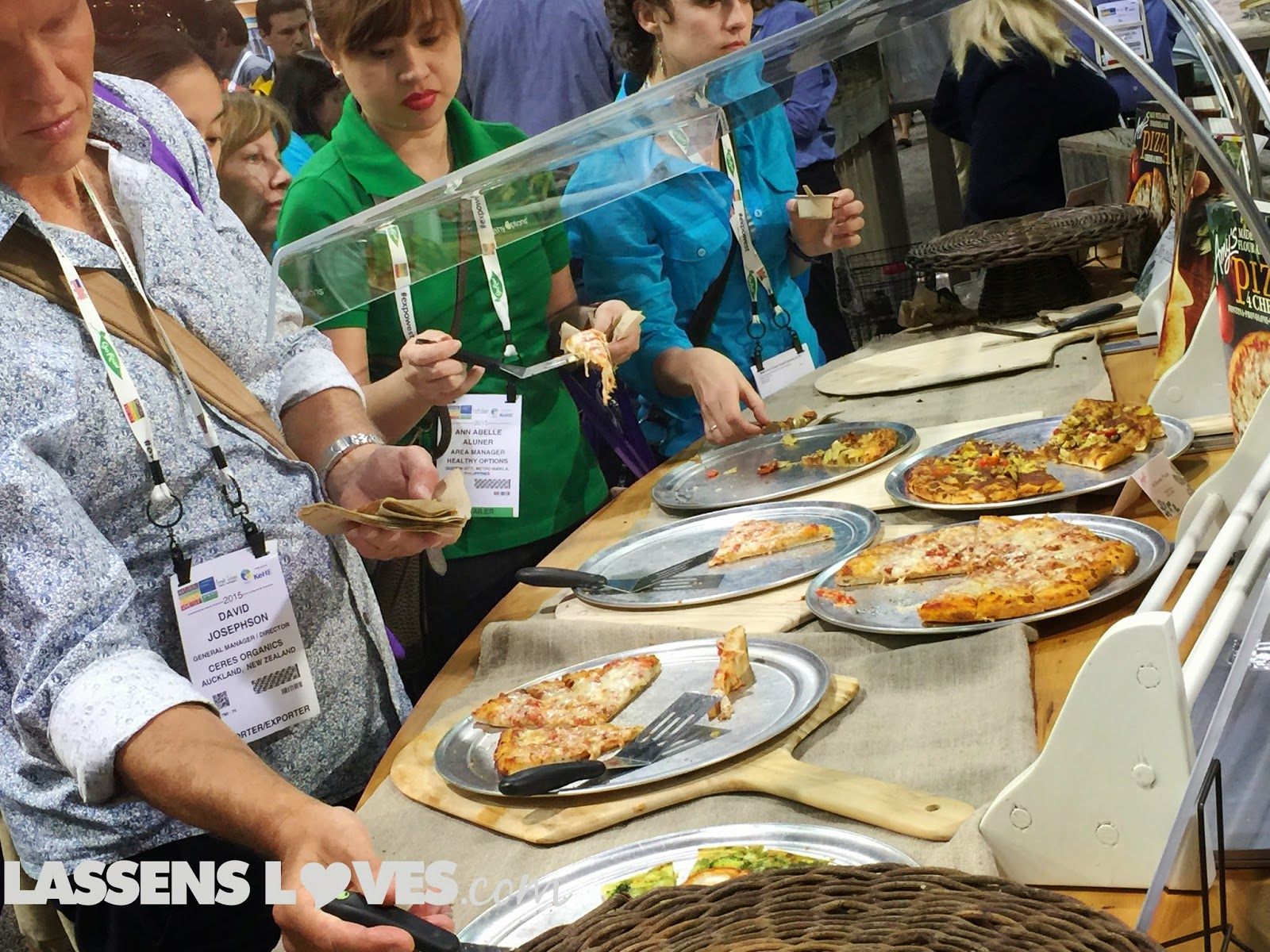Expo+West+2015, Natural+Foods+Show, New+Natural+Products, Amy's+pizza, Amys+organics