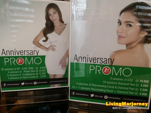 Happy Anniversary Skin Rejuve by MarjorieUy