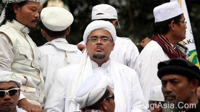 Ini Dia Rencana Habib Rizieq Tidak Pulang Ke Indonesia!!