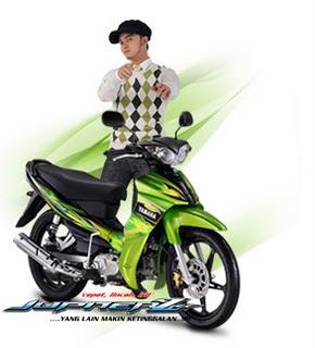 Brosur Harga Motor Yamaha Jupiter Z (X-5) CW SE Baru ...