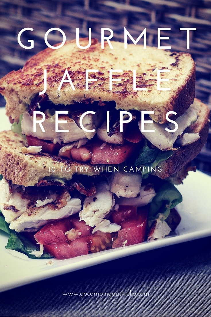 Jaffles 10 gourmet recipes to try camping or at home go camping camping recipes with pie iron forumfinder Images