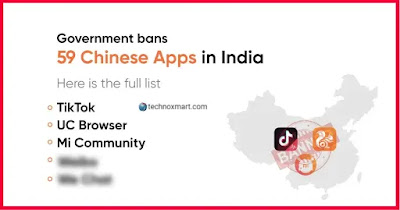 TikTok UC Browser, UC News Among 59 Chinese Apps Censored By Indian Government