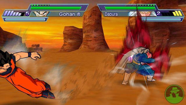 Dragon Ball Z Shin Budokai 2 Apk