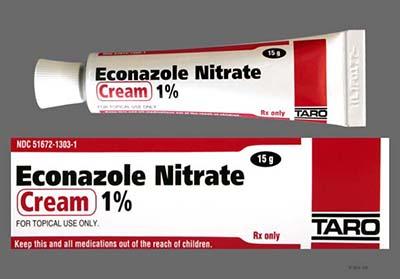 سعر ودواعي إستعمال ايكونازول Econazole كريم موضعى للفطريات