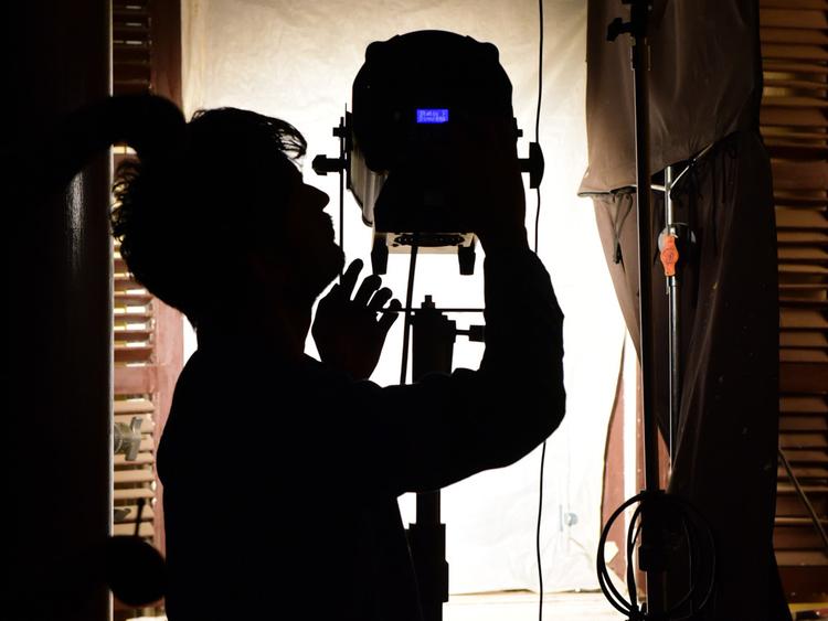 Bollywood cameras