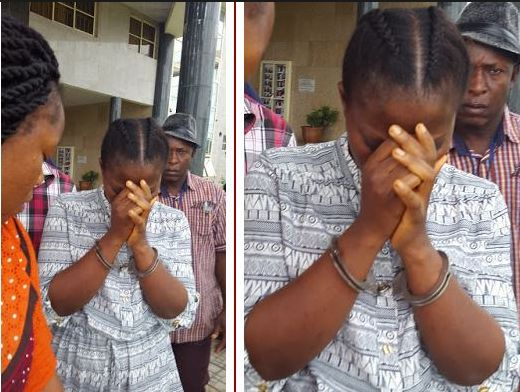 Woman Who Killed Her Husband In Bayelsa State To Die By Hanging (Photo)