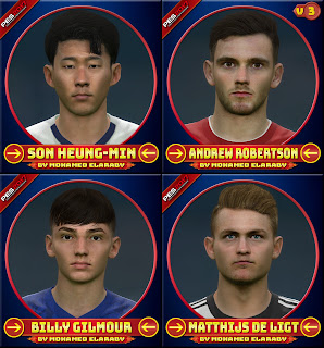 PES 2017 Facepack by M.Elaraby Facemaker