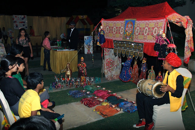 Agra's yet another memorable event with DandiyaNite& Kids Carnival at Courtyard by Marriott Agra