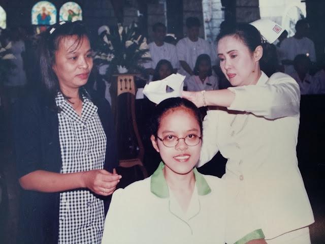 Nursing Capping Ceremony