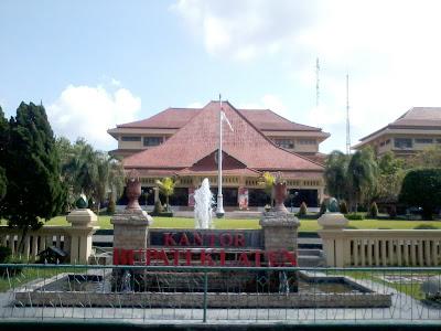 Kantor Bupati Klaten