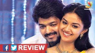 Bairavaa – Social Media Audience Review | Vijay, Keerthi Suresh