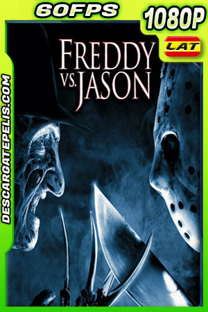 Freddy Vs Jason (2003) 1080p 60 FPS BDRip Latino – Ingles