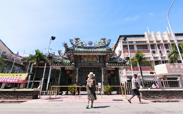 Hainan temple-penang