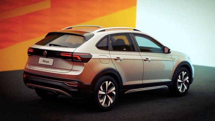 Volkswagen Nivus 2021 'đe dọa' Hyundai Kona