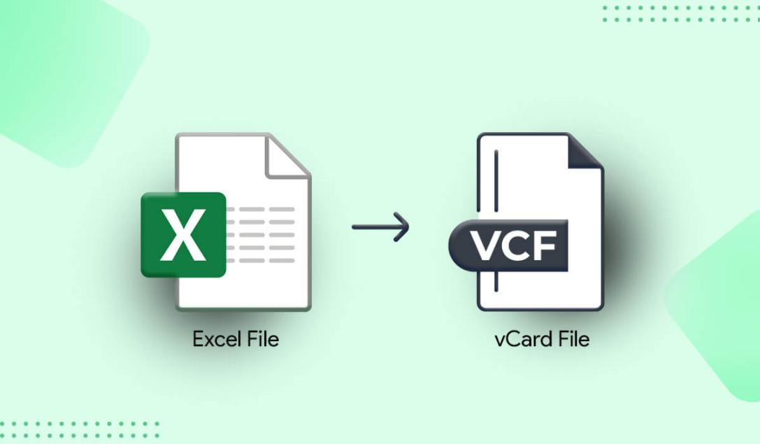 أفضل الطرق لتحويل Excel إلى vCard