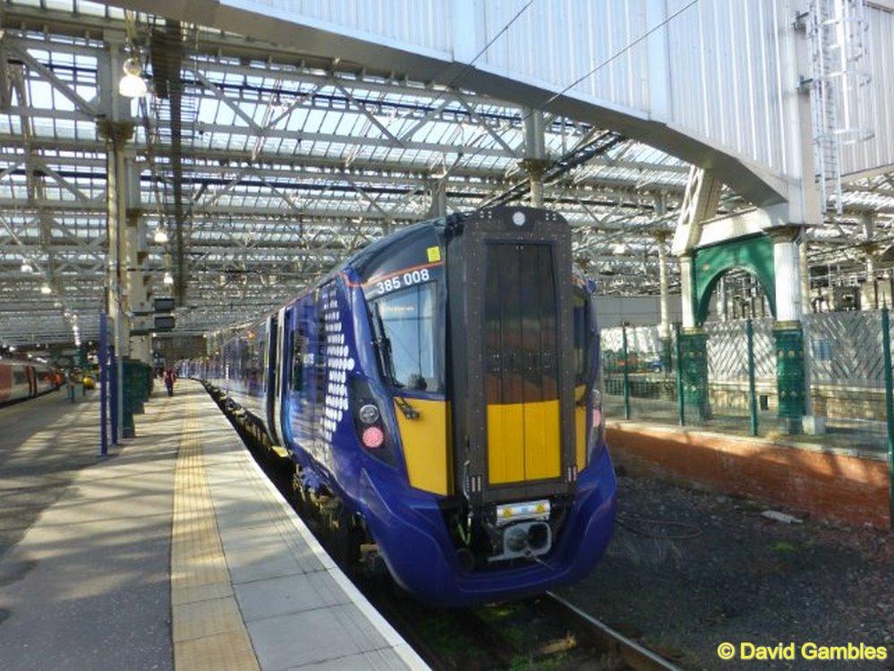 FOCUS TRANSPORT: Extra ScotRail Services for Edinburgh Festival