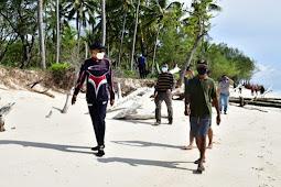 Nurdin Abdullah dan Rudy Djamaluddin Siap Benahi Fasilitas Pulau Lanjukang
