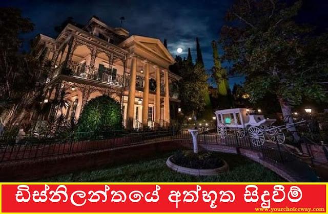ඩිස්නිලන්තයේ අත්භූත සිදුවීම් ( Miraculous Events Of Disneyland ) - Your Choice Way
