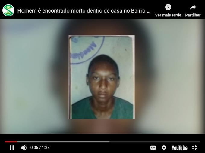 CAXIAS - Homem é encontrado morto dentro de casa no Bairro Cangalheiro