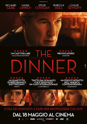 The Dinner 2017 DVD R1 NTSC Latino
