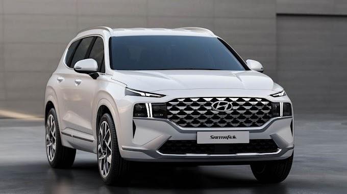 2021 Hyundai Santa Fe officially launched