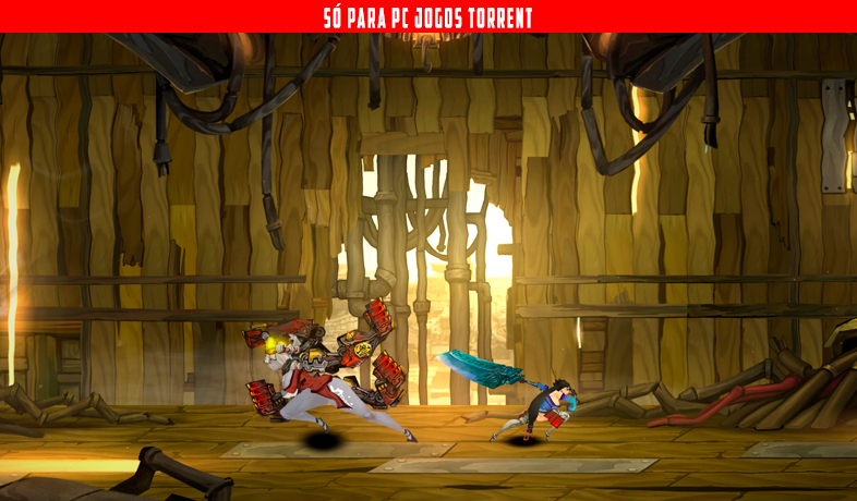 Bladed Fury (PC) Torrent