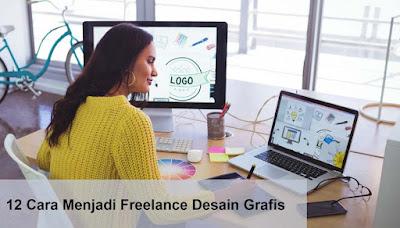 Cara Menjadi Freelancer Desain Grafis