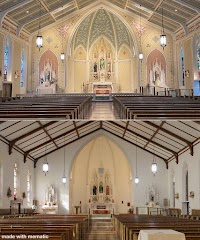 Before and After: St. Patrick's Oratory in Green Bay, Wisconsin