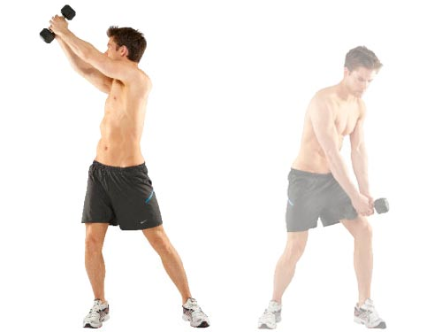Wood Chop Exercise Top 5 Ab Exerci...